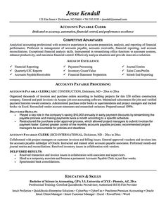 accounts payable resume examples   http     jobresume website    accounts payable manager resume accounts payable resume is used to apply a job as account payable administrator  people   this job have responsibilities