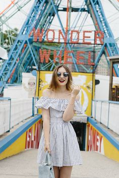 (Dress: C/O The Jetset Diaries via ASOS (similar here and here), Sunglasses:C/O ASOS, Sandals: C/O ASOS, Bag: C/O River Island via ASOS, Lipstick: Kate Moss for Rimmel) Following on from my last post-