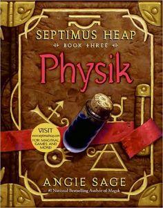 Septimus Heap: Physik Book 3