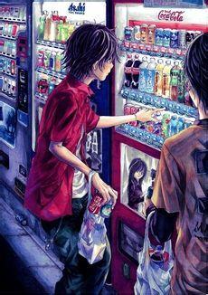 Garçon manga