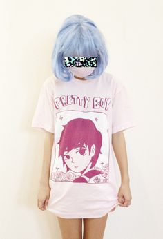 PRETTY BOY Shirt – OMOCAT  Screaming please let me buy the entire omocat apparel collection /iamcry/