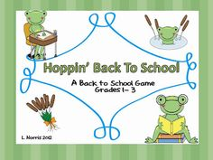 Back to school game to create a caring classroom!
