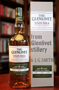 The Glenlivet Nàdurra 16 Year Old Single Malt Scotch Whisky. For the price point I was a tad  dissapointed with this one.