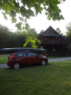 """""""Silly Fun"""" @ Shadow Mountain Escape - summer is a great time to visit and canoe on the Shenandoah River!"""