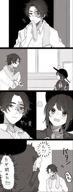 にしきち(@nonosi_1024)さん / Twitter Sad Comics, Identity Art, Game Character, Chibi, Anime, Fan Art, Manhwa, Avatar, Drawings