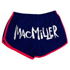 Mac Miller Shorts $20, I would buy these just to say I've got mac miller on my ass ;p