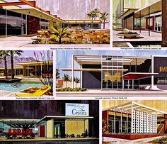 734 Best Architecture Awe Images In 2017 Midcentury
