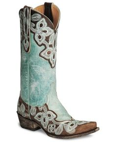 Old Gringo Marrion Cowgirl Boot