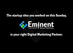 Selecting a right marketing agency is winning half the battle for your startup. Begin your own startup with eminent. Web Analytics, Competitor Analysis, Monday Motivation, Awesome, Amazing, Digital Marketing, Battle, Inspiration, Biblical Inspiration