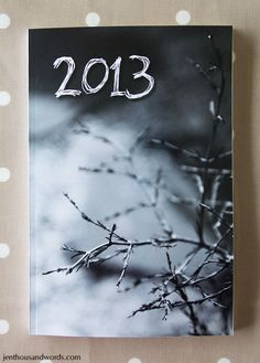 Christmas gift idea - Blurb planners (with a discount code).