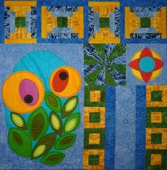 Boho Bliss Block 9 Quilt Pattern TCQ-43