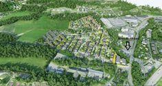 1.650 boliger på Billingstad og 1.500 på Høn-jordene. Allerede i 2019 kan byggingen være i gang. Finanskjendiser står i kø for gevinstene.