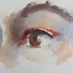 Drawing Pencil Portraits - How to paint facial features with Hazel Soan Discover The Secrets Of Drawing Realistic Pencil Portraits Watercolor Face, Watercolor Artists, Watercolor Portraits, Watercolor Techniques, Painting Techniques, Watercolor Paintings, Watercolours, Life Drawing, Painting & Drawing