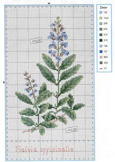 Cross Stitch Tree, Cross Stitch Borders, Cross Stitch Samplers, Cross Stitch Flowers, Cross Stitching, Ribbon Embroidery, Cross Stitch Embroidery, Embroidery Patterns, Crochet Cross