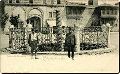 Sultanahmet/Yilanli sutun 1900ler