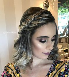 Top 60 All the Rage Looks with Long Box Braids - Hairstyles Trends Prom Hairstyles For Short Hair, Braids For Short Hair, Box Braids Hairstyles, Trending Hairstyles, Wavy Hair, Short Hair Cuts, Hairstyles 2018, Blonde Hair, Gorgeous Hairstyles