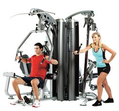 AP-7400 4-Station Multi Gym System Download Owner's Manual 1.7mb | Tuffstuff Fitness International