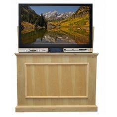 custom hidden tv lift cabinet for a back to back tv tvlift cabinet tvcabinet tv lift cabinets by morphbotics pinterest hide tv and interiors