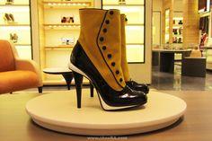 Shoe District, Dubai Mall | shoeRA - Shoes, Fashion, Style, Dubai