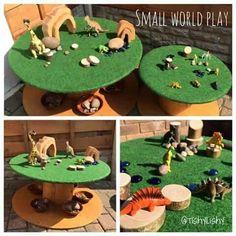 Mesa juguetes