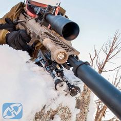 Cold is temporary. Long range precision from the most compact sniper rifles on the planet is forever. Desert Tech rifles do all four seasons: