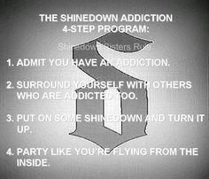 The Shinedown Addiction