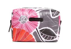 Vera Bradley Small Puffy Cosmetic *** Special  product just for you. See it now! : Travel cosmetic bag