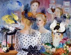 Sombrerería (1960) Olga Sacharoff