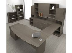 Contemporary Executive Wood Office Furniture by Artopex