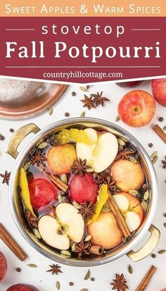 Fall Potpourri, Homemade Potpourri, Simmering Potpourri, Stove Top Potpourri, Potpourri Recipes, House Smell Good, House Smells, Fall Scents, Home Scents