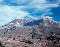 Mount St. Helens National Park ~ Washington
