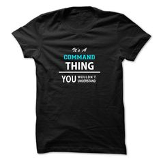 It's a COMMAND thing, you Wouldn't understand T-Shirts, Hoodies. ADD TO CART ==►…