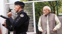 Senior IPS officer Radhakrishna Kini to monitor PM Modi's security