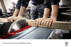 Volkswagen: More Grip. More Safety