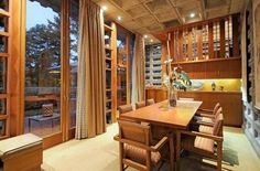 Frank Lloyd Wright's Tonkens House For Sale For First Time - House of the Day - Curbed National