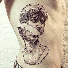Tattoo by @tanya_dsm