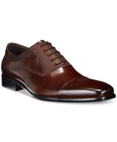 reputable site e50e9 18362 Kenneth Cole Reaction Mens Break the News Oxfords Men - All Mens Shoes -  Macys