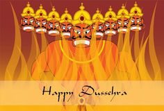 Wish you all a very happy Dussehra!