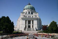 Lueger-Kirche, Zentralfriedhof, Vienna