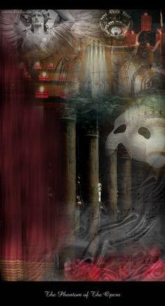 The Phantom of The Opera by ~glitterplague on deviantART