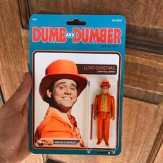 Dumb and Dumber by New Movies, Dumb And Dumber, Charity, Action Figures, Baseball Cards, Brown, Brown Colors, Chocolates