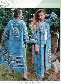Super Ideas For Baby Crochet Cardigan Pattern Inspiration Pull Crochet, Gilet Crochet, Crochet Coat, Crochet Cardigan Pattern, Crochet Jacket, Crochet Blouse, Crochet Clothes, Crochet Baby, Crochet Patterns