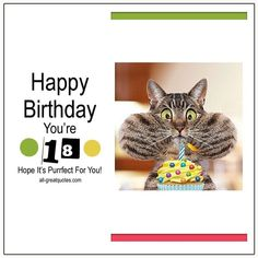 Happy Birthday To You Facebook Birthday Cards, Free Happy Birthday Cards, 18th Birthday Cards, Birthday Wishes, Dad Daughter, Niece And Nephew, Partner Quotes, Sister Quotes, For Facebook