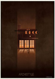 Italian architect and illustrator Federico Babina is back with a new series mixing architecture and illustrations : Archistyle. Art Deco, Concept Diagram, City Illustration, Star Art, School Architecture, Illustrations, Art Background, Graphic Design Typography, Building Design