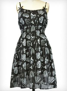 Details about Hell Bunny Rocket Zombie Girl Pinup Mini Dress ...