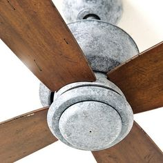Hampton Bay, Metro 54 in. Indoor/Outdoor Rustic Copper Ceiling Fan ...