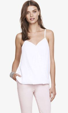 SURPLICE CAMI | Express