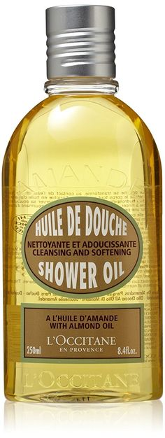 L'Occitane's almond oil will transform shower time forever. | 27 Beauty Products For People Obsessed With Almonds