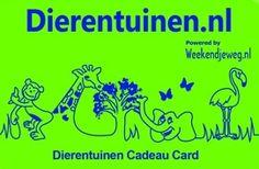 Dierentuinen Cadeau Card  De Dierentuinen.nl Cadeau Card is de dierentuin cadeaubon van Nederland. https://www.sneltegoed.nl/nl/webshop/product/giftcards/dierentuinen_en_pretparken/C3373_1/131,weekendjewegnl_dierentuinen_cadeau_card.html