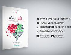 """Check out new work on my @Behance portfolio: """"Aşk ve Gül Kitap Reklamı"""" http://be.net/gallery/49831445/Ask-ve-Guel-Kitap-Reklam"""